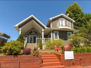 23879825 - Maison à 1 étage et demi à vendre