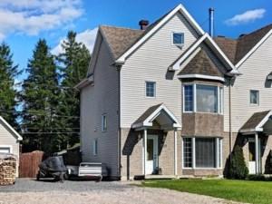 25554424 - Cottage-jumelé à vendre