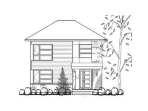 20980053 - Maison à étages à vendre