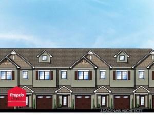 13316482 - Maison à étages à vendre