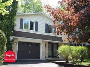 26887839 - Maison à étages à vendre