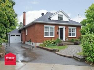 22652882 - Maison à 1 étage et demi à vendre