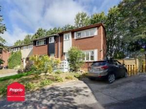 15723211 - Maison à étages à vendre
