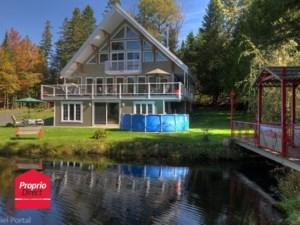 17639839 - Maison à 1 étage et demi à vendre