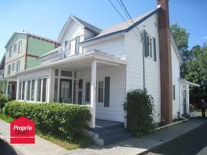 19410062 - Maison à 1 étage et demi à vendre