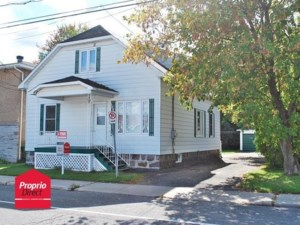 26696013 - Maison à 1 étage et demi à vendre