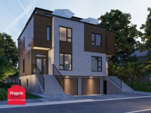 13647683 - Cottage-jumelé à vendre