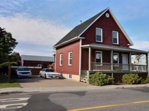19945277 - Maison à 1 étage et demi à vendre