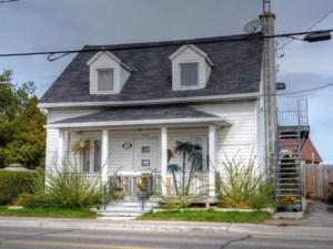 28138744 - Maison à 1 étage et demi à vendre