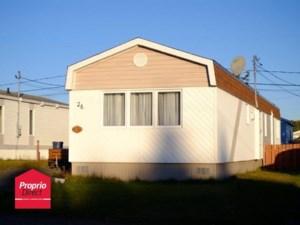 19122093 - Maison mobile à vendre