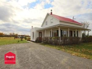 12778135 - Maison à 1 étage et demi à vendre