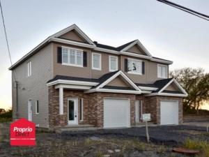 22020418 - Cottage-jumelé à vendre