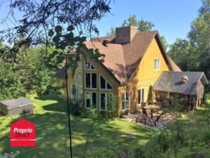 18536613 - Maison à 1 étage et demi à vendre