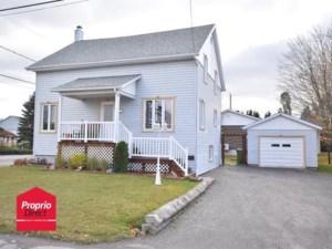 21317425 - Maison à 1 étage et demi à vendre