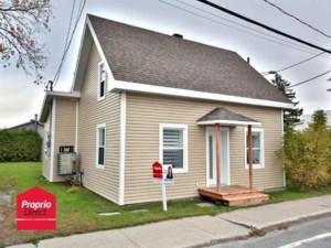 21421795 - Maison à 1 étage et demi à vendre