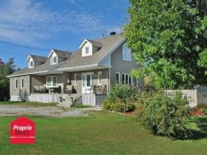22041709 - Maison à 1 étage et demi à vendre
