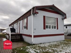 25635843 - Maison mobile à vendre