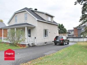 23420158 - Maison à 1 étage et demi à vendre