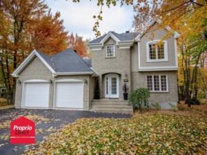 14583196 - Maison à étages à vendre