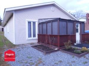 20118421 - Bungalow à vendre