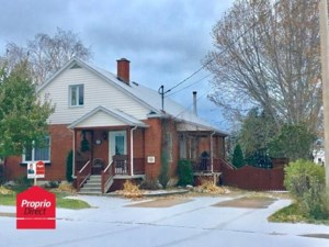 24610950 - Maison à 1 étage et demi à vendre