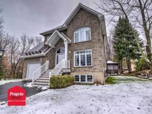18353819 - Maison à étages à vendre