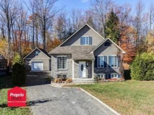 26729156 - Maison à 1 étage et demi à vendre
