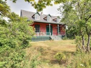 22986208 - Maison à 1 étage et demi à vendre