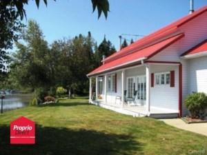 25901313 - Maison à 1 étage et demi à vendre