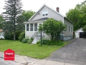 17318487 - Maison à 1 étage et demi à vendre