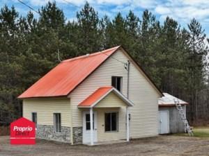 13409235 - Maison à 1 étage et demi à vendre