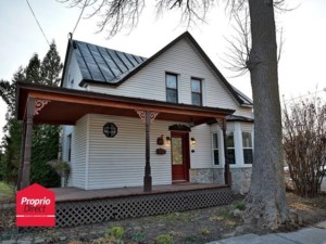 20994548 - Maison à étages à vendre