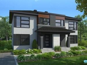 13063441 - Cottage-jumelé à vendre
