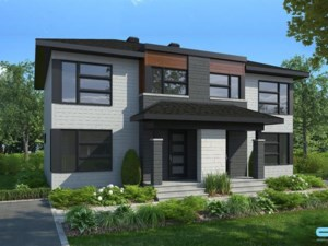 13826602 - Cottage-jumelé à vendre