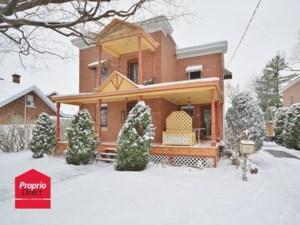 21291248 - Maison à étages à vendre