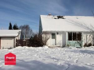 14213291 - Maison à 1 étage et demi à vendre
