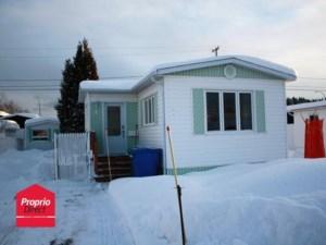 10696519 - Maison mobile à vendre