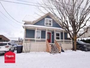 23012387 - Maison à 1 étage et demi à vendre