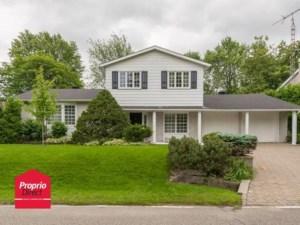 15829632 - Maison à étages à vendre
