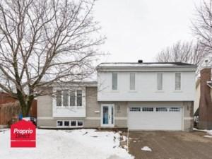 12201129 - Maison à paliers à vendre