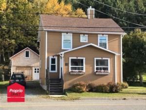 23826052 - Maison à 1 étage et demi à vendre