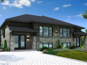 19463834 - Maison à paliers à vendre