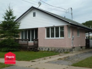 10114531 - Maison à 1 étage et demi à vendre