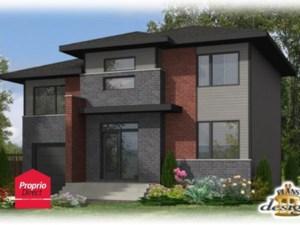 17305018 - Maison à étages à vendre