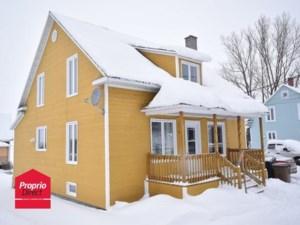 13505156 - Maison à 1 étage et demi à vendre