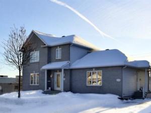 18625330 - Maison à étages à vendre