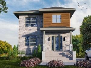 13489793 - Maison à étages à vendre