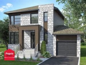 12448666 - Maison à étages à vendre