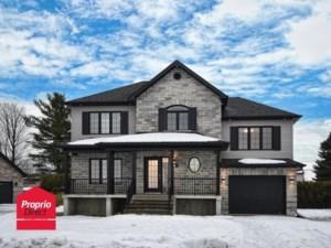 11217879 - Maison à étages à vendre