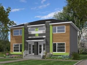 20437798 - Cottage-jumelé à vendre